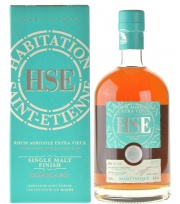 Habitation Saint Etienne (HSE) - Millésime 2005 Finition Single Malt Highlands