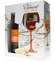 Clément - Gift box + glasses Shrubb