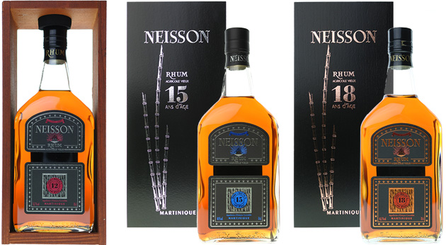 NEISSON: DISCOVER THE 3 NEW BATCH OF THE CELEBRATE DISTILLERY
