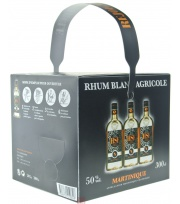 HSE - Bag In box Rhum Blanc 300cl 50°