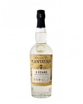 Plantation - Three Stars White Rum