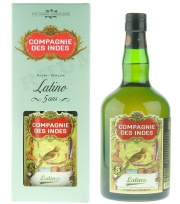 La Compagnie des Indes - Latino 5 year old