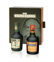 Diplomatico - Box Discover two bottle 8 and 12 years old