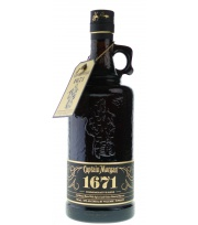 Captain Morgan - 1671 Commemorative Blend Limited Edition 2014