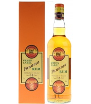 WM Cadenhead - Green Label - Panama 15 ans
