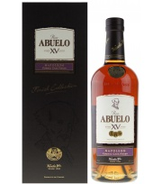 Abuelo - 15 year old Cognac Napoleon finish