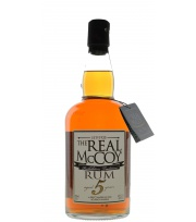 The Real McCoy Rum 5 ans