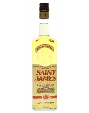 Saint James - Rhum Paille