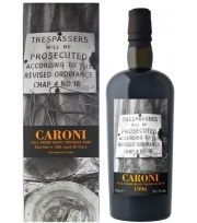 Caroni - Vintage 1996 - 20 year old Fullproof