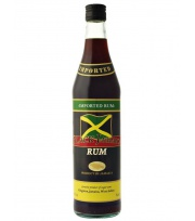 Black Jamaica Dark rum