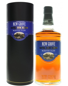 New Grove - Royal Rum Blend Vintage 2005 - 2006 - 2007 (Limited Edition)