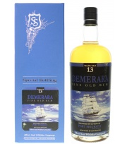 Silver Seal - Vintage 2003 Guyana Port Mourant distillery 13 year old