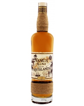Vanûa Rum from the Fiji islands
