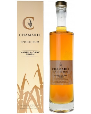 Chamarel - Vanilla cask finish