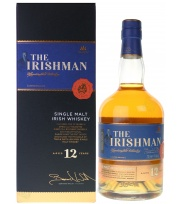 The Irishman Single Malt 12 ans