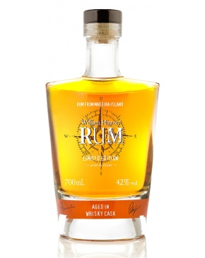 William Hinton - 6 ans Whisky Cask