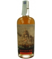 Silver Seal - Old Navy Rum