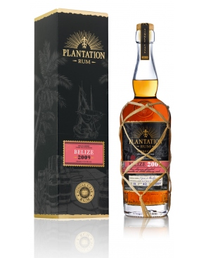 Plantation Belize 2009 Single Cask - 10 ans Finish Wild Sherry Cask