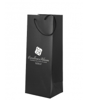 Gift Bag black Excellence Rhum - 1 bottle
