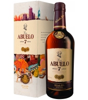 Abuelo -  7 years limited edition