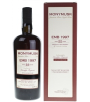 Monymusk - EMB Millésime 1997 22 ans Exclusive for Giuseppe Begnoni