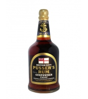 Pusser's Gunpowder Navy Rum