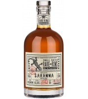 Rum Nation - Small Batch Rare Rums - Savanna Traditionnel 2004