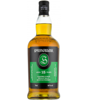 Springbank - 15 years old
