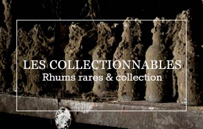 Discover our bottles of rare rums and collection