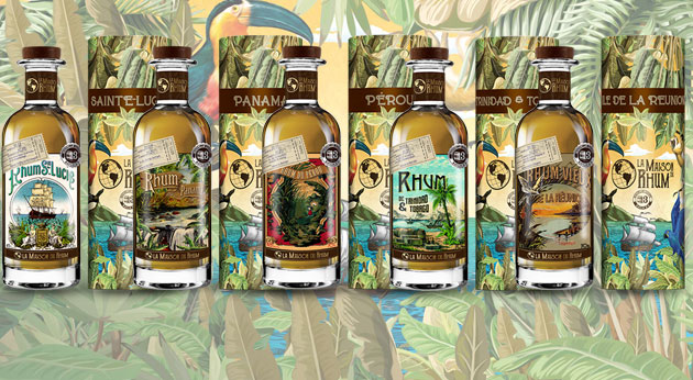 NEW : LA MAISON DU RHUM BATCH #3
