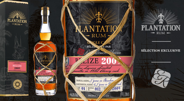 EXCLUSIVE SELECTION OF BELIZE RUM